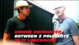 Unikátní setkání mezi 2 polygloti ve 21 jazycích