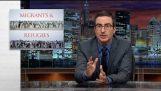 Förra veckan ikväll med John Oliver: Migranter och flyktingar