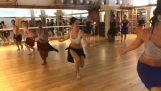 ताहिती में नृत्य स्कूल