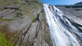 Een reis met drone in Noorwegen