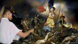Τρισδιάστατη ζωγραφική με κράνος εικονικής πραγματικότητας