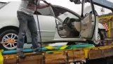 Διεξοδικό πλύσιμο αυτοκινήτου στο Αζερμπαϊτζάν