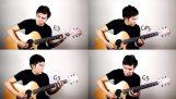Όταν δεν ξέρεις κιθάρα αλλά είσαι καλός στο μοντάζ