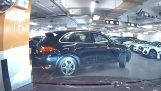 Parkering på en underjordisk parkeringsplass (mislykkes)