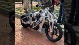 """Насправді """"голий"""" мотоцикл"""