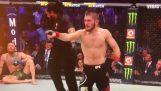 Γενική σύρραξη μετά τη νίκη του Nurmagomedov εναντίον του McGregor