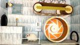 """En hamster i videospillet """"Portal"""""""