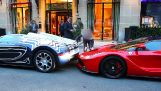 The unacceptable drivers with supercars
