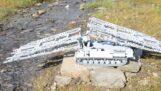 Γεφυροφόρο άρμα από LEGO