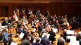 Η φιλαρμονική ορχήστρα του Βερολίνου κάνει έκπληξη σε έναν από τους μουσικούς της