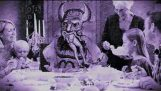 शरीर – शैतान के साथ रात के खाने के रहने के लिए