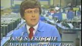 1985 News Story on Debut of the Compact Disc (CD)