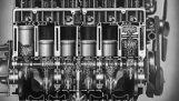"""मोटर तेल: """"राइडिंग फिल्म"""" 1937 शेवरलेट इंजन स्नेहन 11min"""