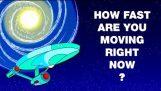 Πόσο γρήγορα κινείσαι;
