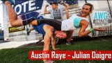 Austin Raye & Julian Daigre – Fitness Couple Workout | AWG