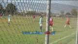 Απολαυστικός διάλογος Τρικαλινό γήπεδο ποδοσφαίρου
