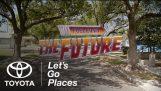 Alimentada pelo futuro | Volta para o futuro | Apresentado pela Toyota Mirai