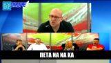 Ραπτόπουλος vs Μεθυσμένος ΠΑΟΚτζής
