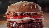 Burger King | sjokolade Whopper