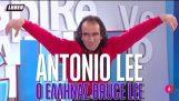 एंटोनियो ली: ग्रीक ब्रूस ली