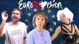 The EuroZone Crisis – feat. Greece, Angela Merkel, Slavoj Žižek & IMF