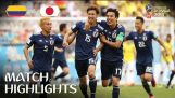 Colombia v Japan 1-2 2018 FIFA World Cup Ryssland