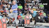 2017 Firelake PBA Tournament of Champions Finale Spiel – EJ Tackett W. S.. Tommy Jones
