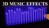 3D-Music Effects (1280 LEDs)