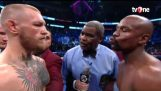 The Phenomenal Fight: Mayweather vs McGregor – [FULL]