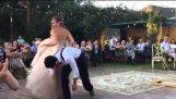 Ένας χορός γάμου διαφορετικός από τους άλλους