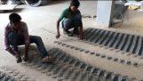 Plotové drátěné síťoviny produkci v Indii